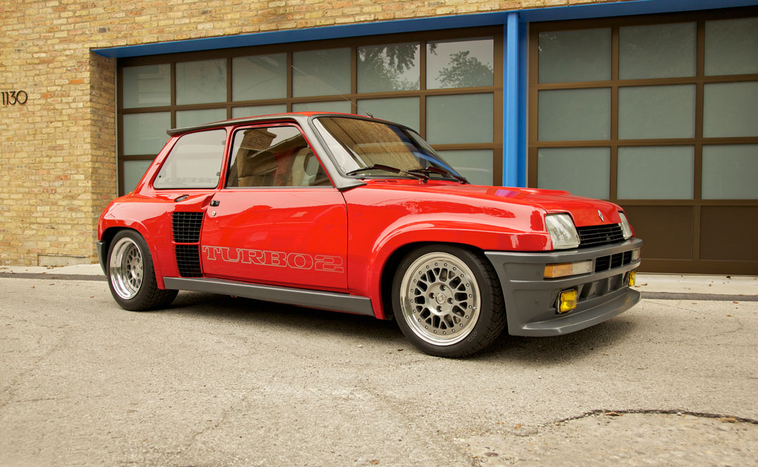 Renault 5 Turbo 2 1985 Cartype