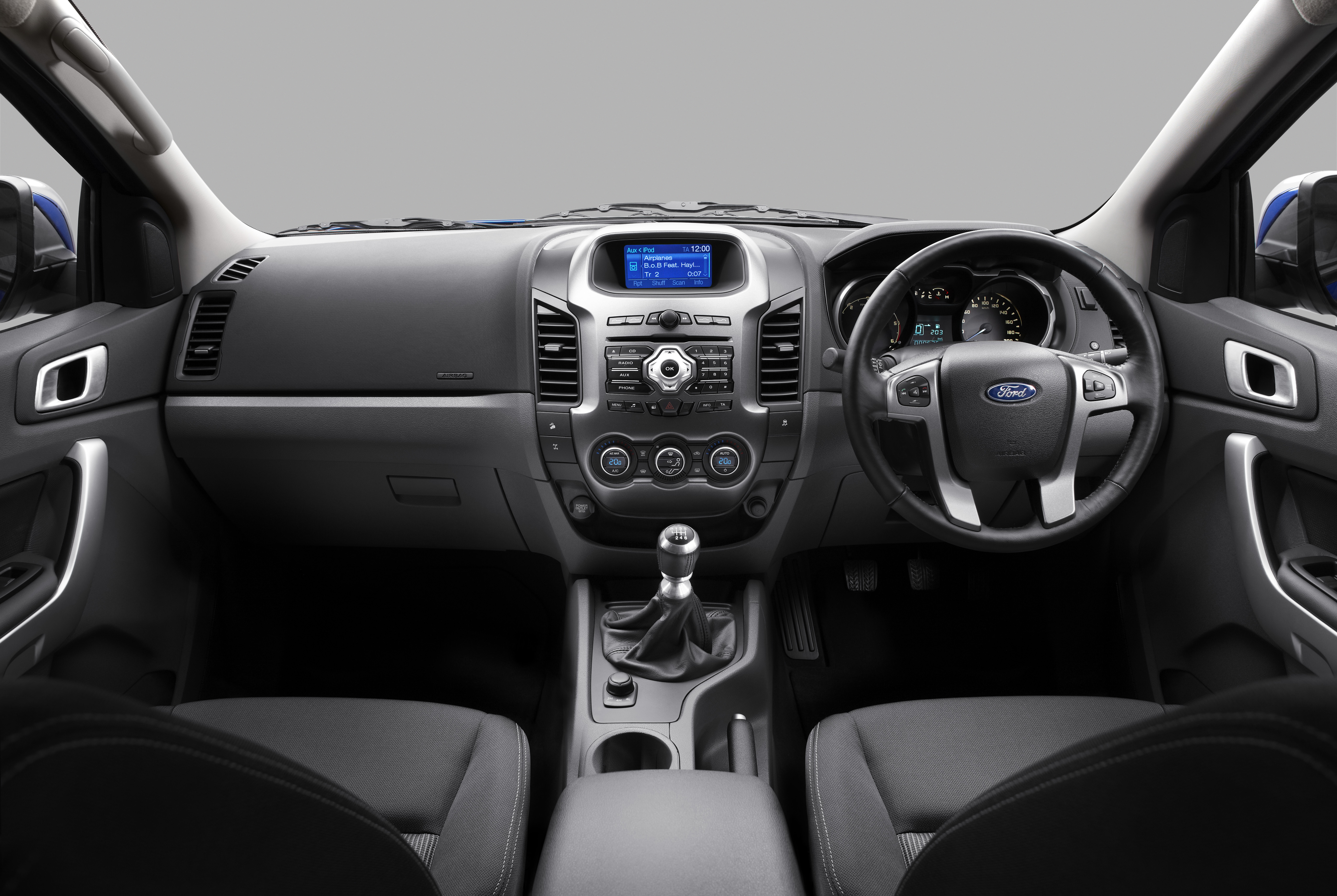 2012 Ford Ranger Interior