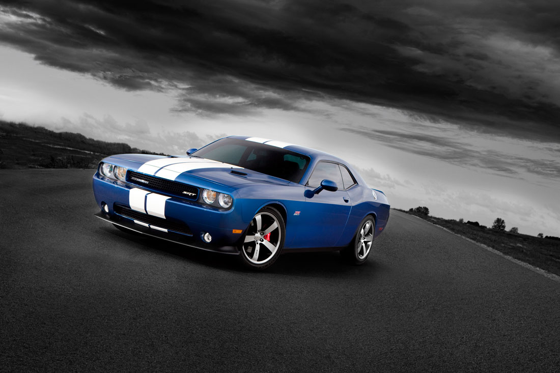 Dodge Challenger Srt8 392 Inaugural Edition 2011 Cartype