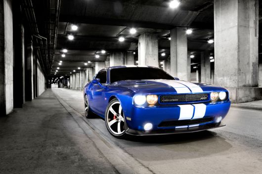 dodge challenger srt8 392 11 07
