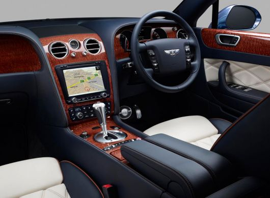 bentley continental flying spur series 51 sapelli pomelle in2 12