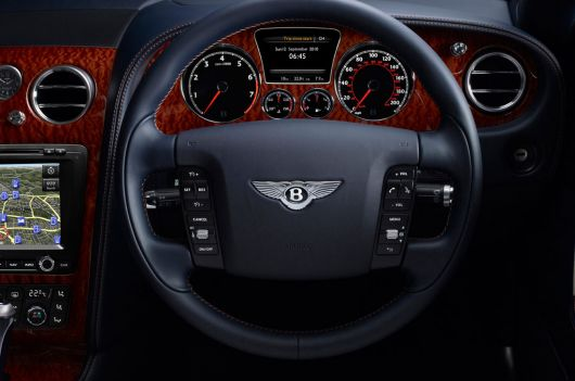 bentley continental flying spur series 51 sapelli pomelle in3 12