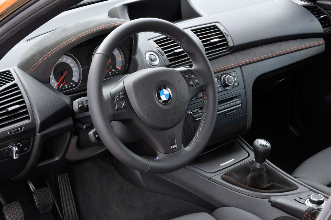 Car Blog Bmw 1 Series M Coupe 2011