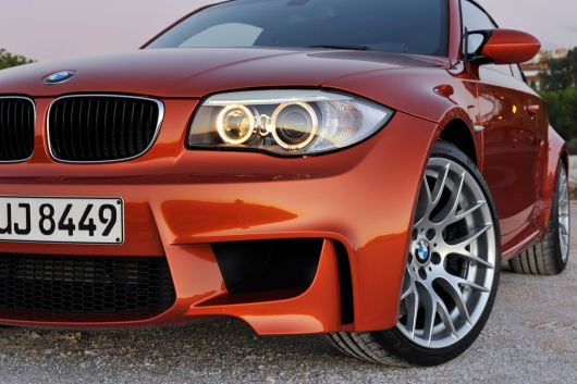 bmw 1 series m coupe 11 09