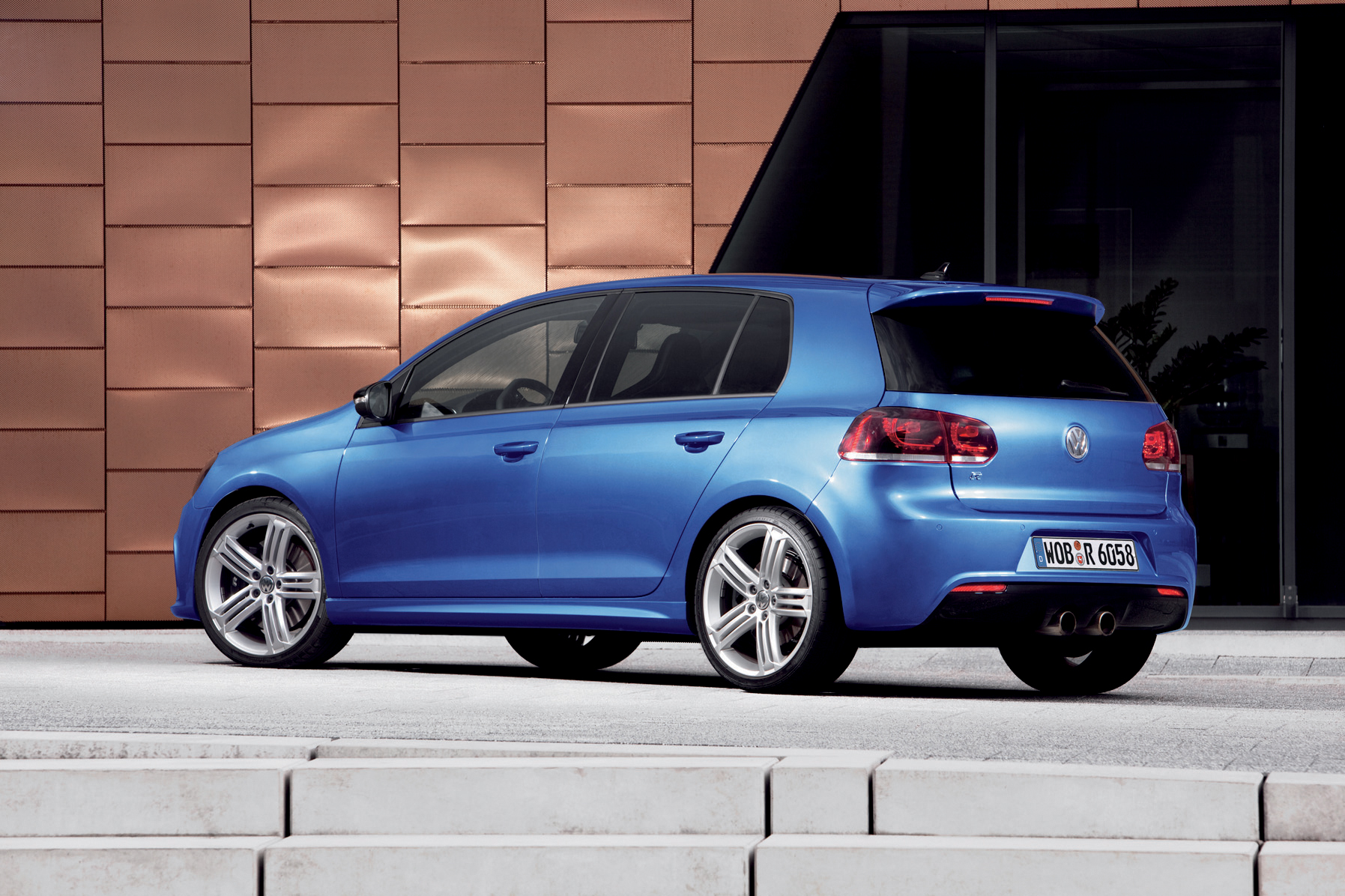 2012 Volkswagen Golf R.