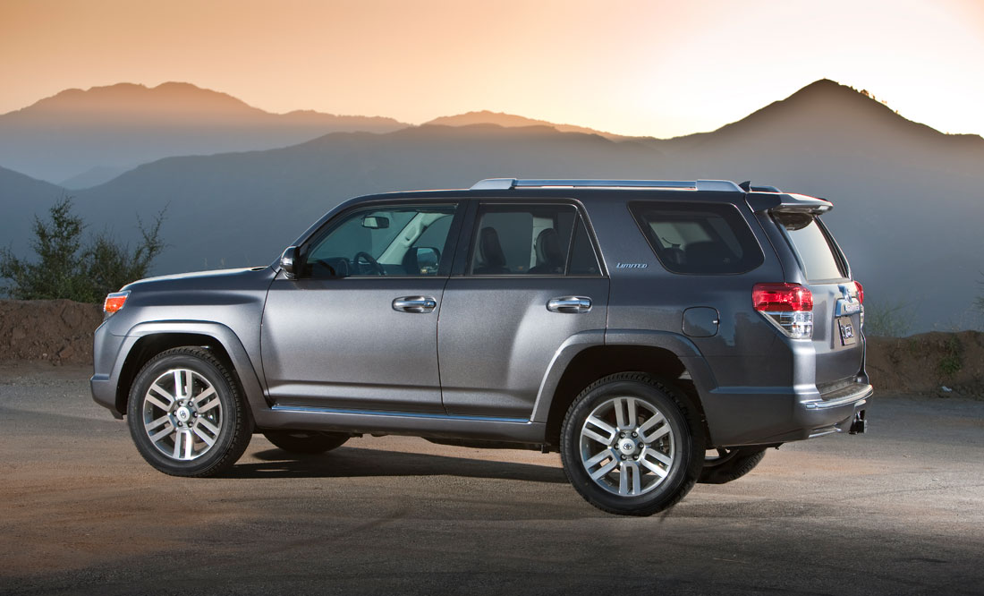 Amazing Toyota 4runner Limited 11 02