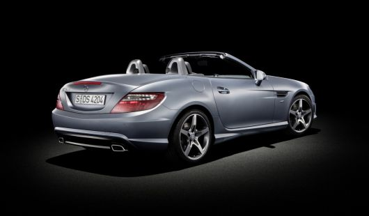 mercedes benz slk roadster 12 01
