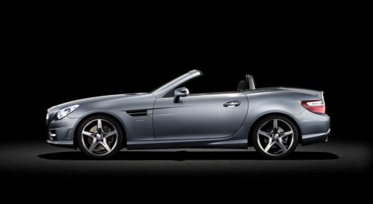 mercedes benz slk roadster 12 03