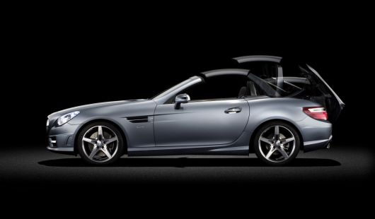 mercedes benz slk roadster 12 05
