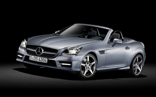 mercedes benz slk roadster 12 08