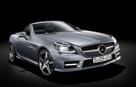 mercedes benz slk roadster 12 09