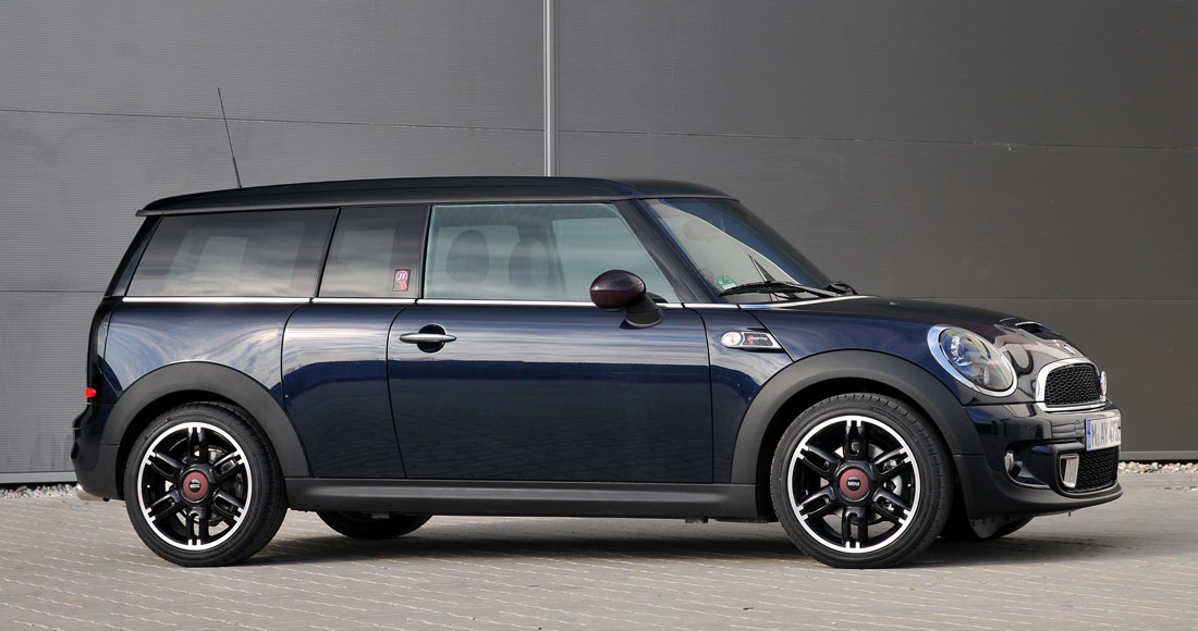 Mini Clubman Hampton 2011 Cartype