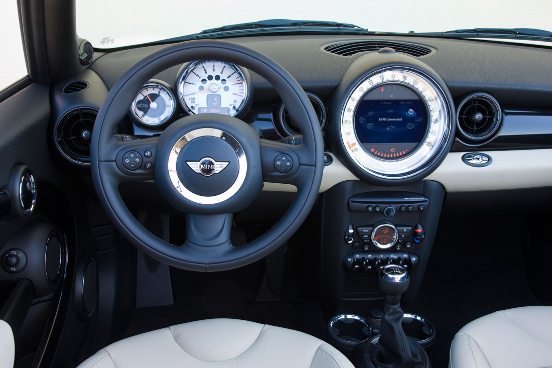 Auto Shipping Companies >> Mini Cooper Convertible : 2011 | Cartype