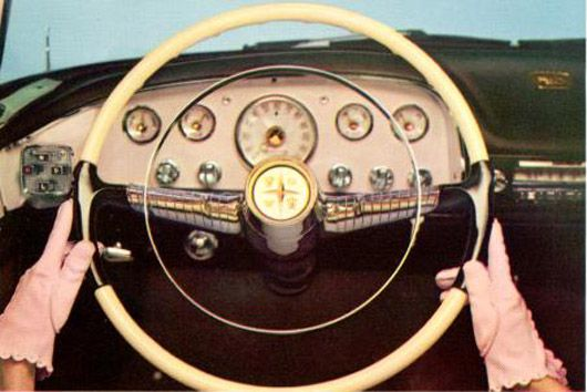chrysler imperial gauge cluster 56