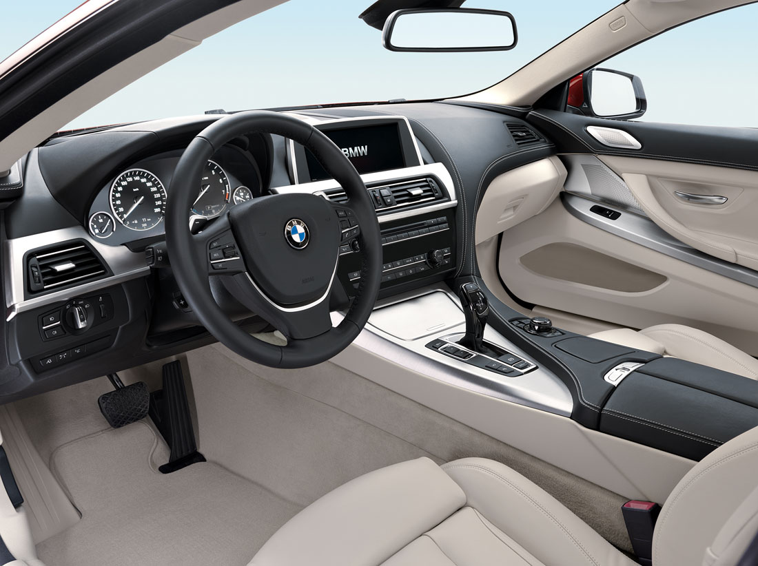 Bmw 650i Coupe 2012 Cartype