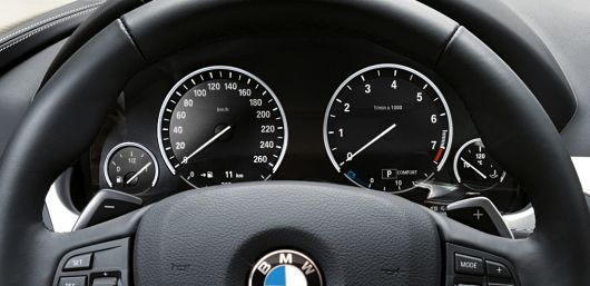 bmw 650i coupe gauge cluster 12