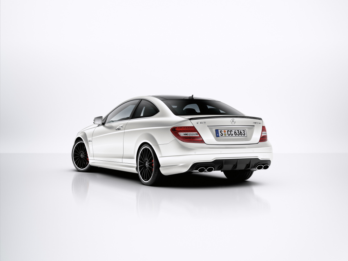 Mercedes benz c63 amg coupe 2012 cartype for Mercedes benz amg c63 coupe