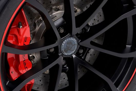 chevrolet corvette centennial edition wheel 12