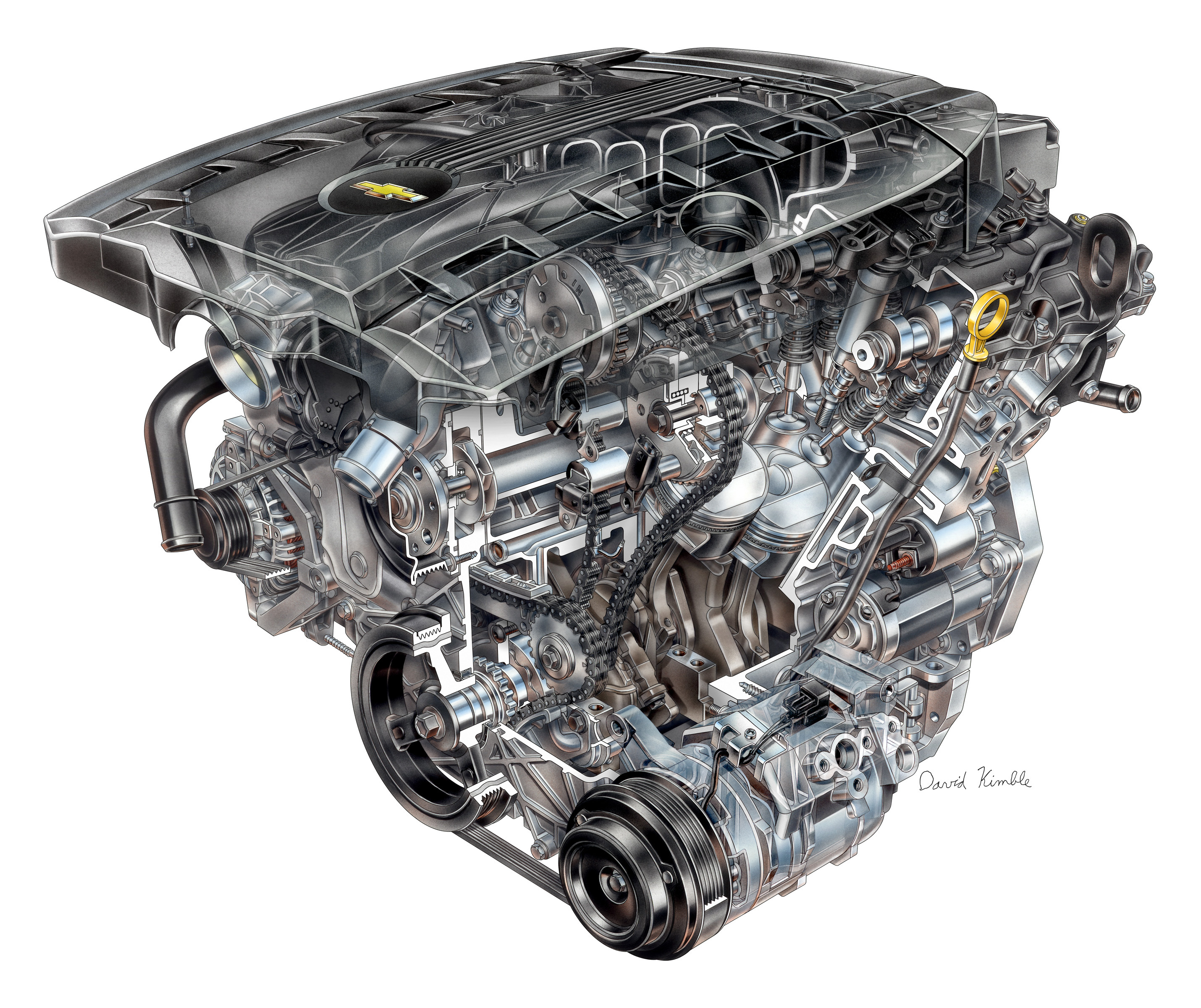 Buick V8 Engines: Cartype