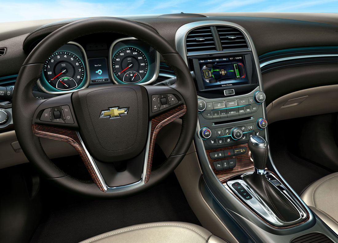 chevrolet malibu eco in1 13