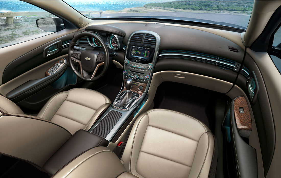 Chevrolet Malibu Eco 2013 Cartype