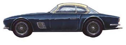 ferrari 250gt berlina sketch 56