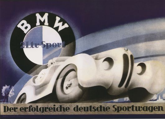bmw 328 poster 36