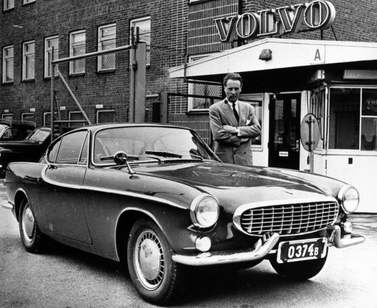 volvo p1800 old 01