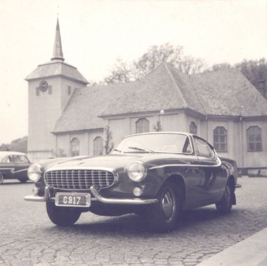 volvo p1800 old 05