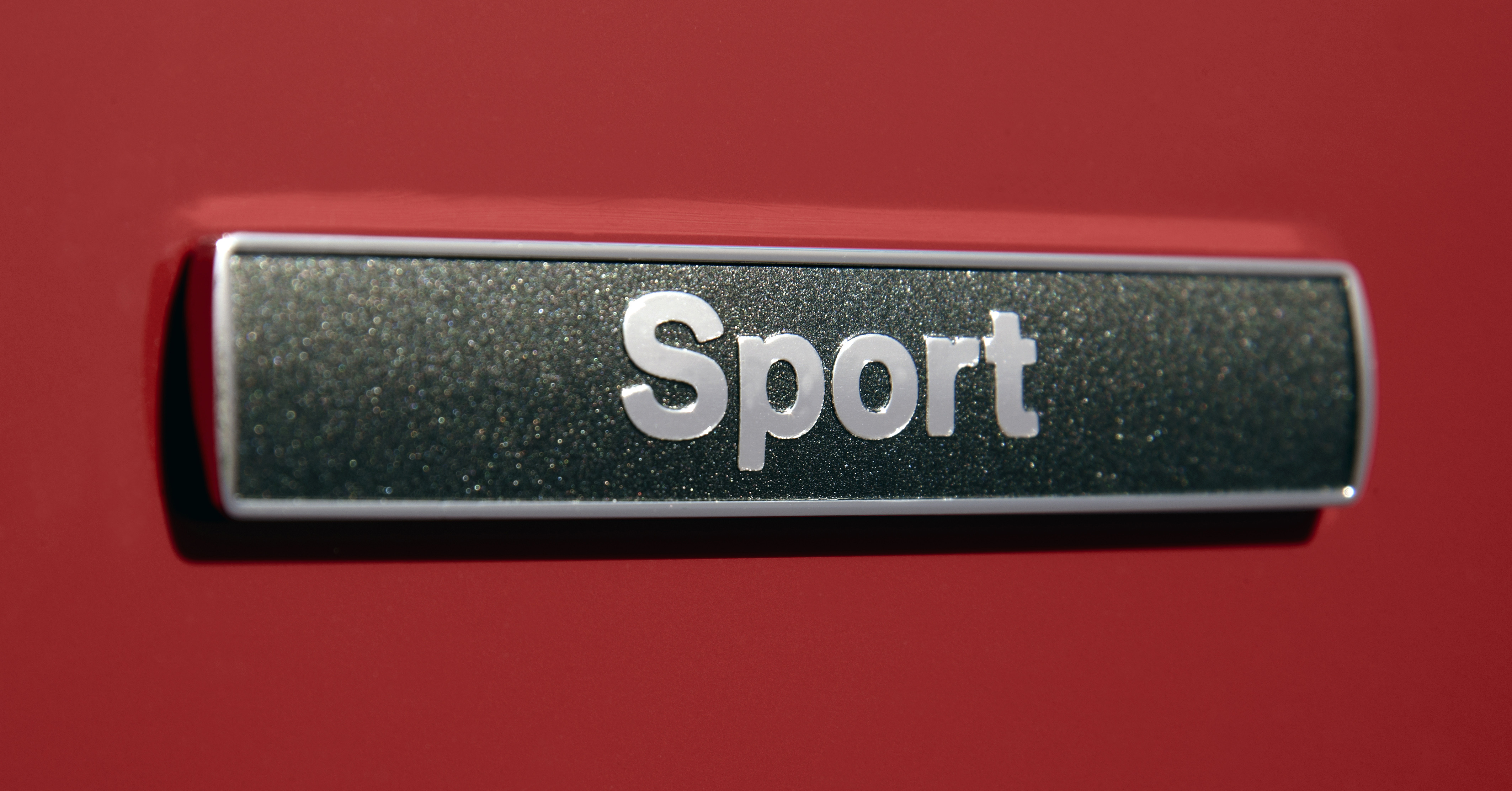 The BMW Sport Line (and the