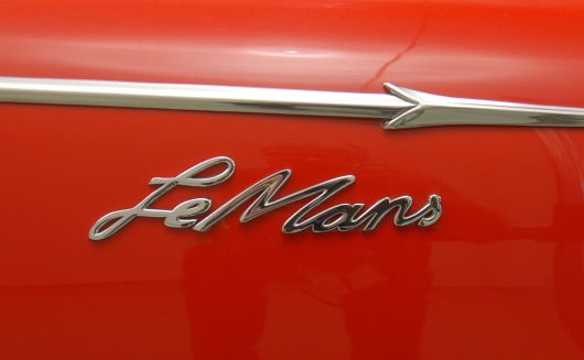 sunbeam alpine harrington lemans emblem 62