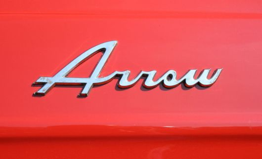 sunbeam arrow emblem