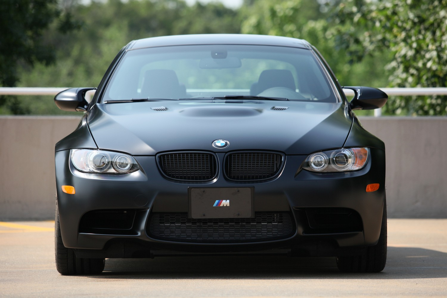 Black Edition M3 Coupe.