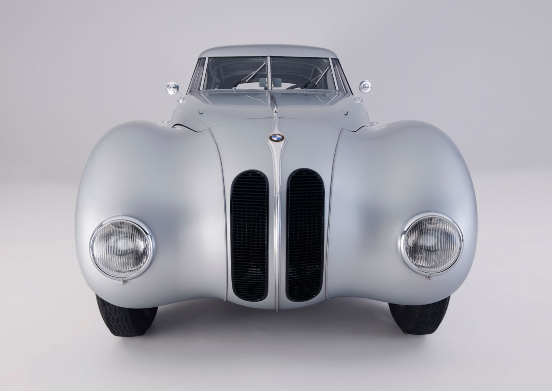 1938 BMW Kamm Coupe.