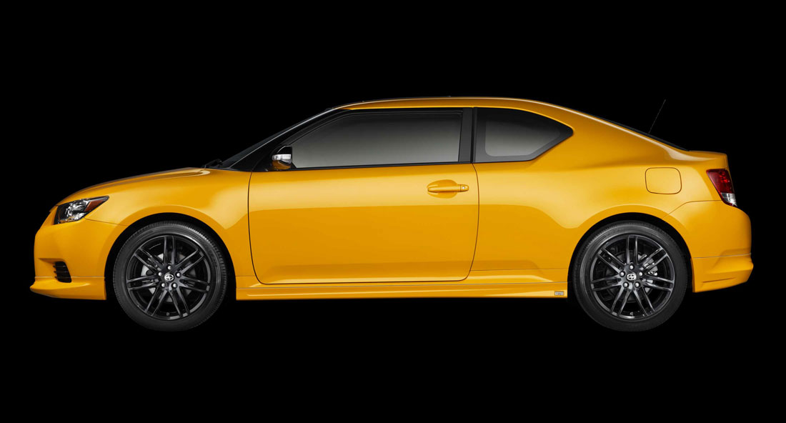 Scion Tc Release Series 70 2012 Cartype