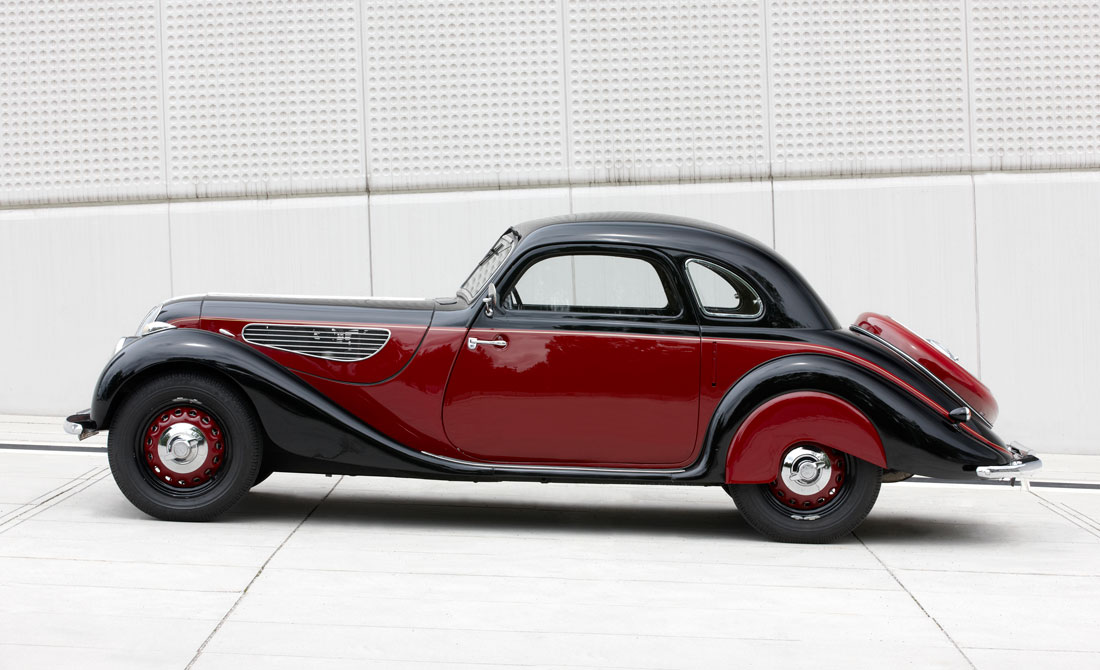 Bmw 327 28 Coupe 1939 Cartype
