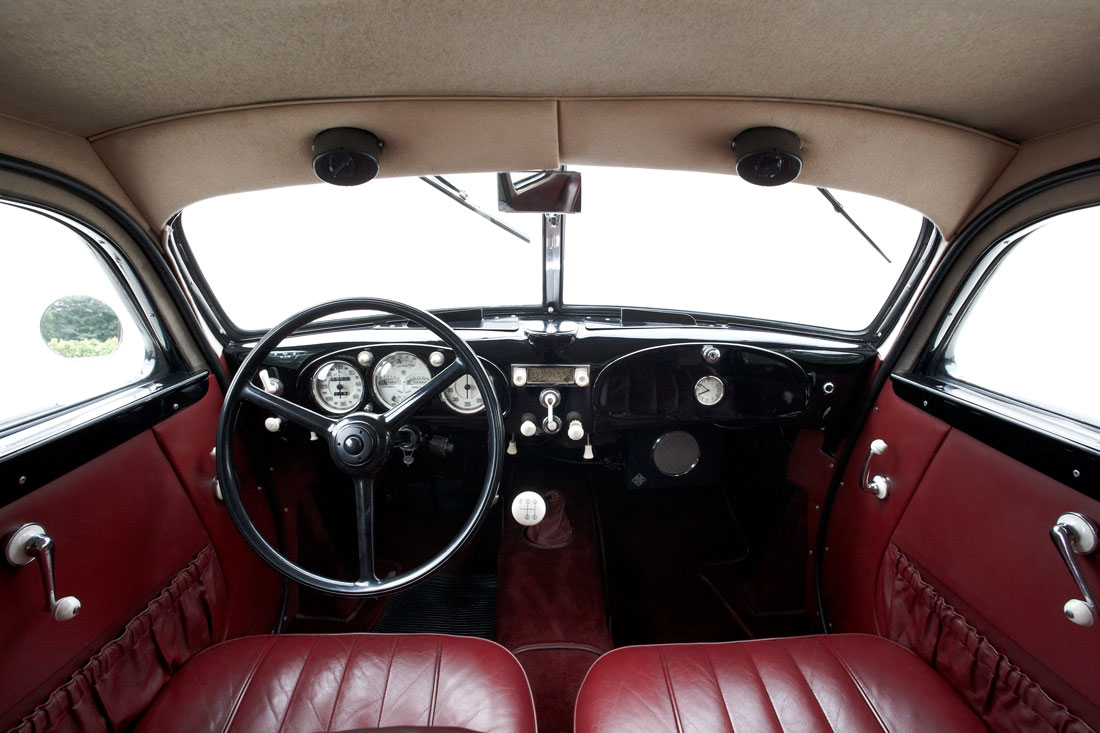 BMW 327-28 Coupe : 1939 | Cartype