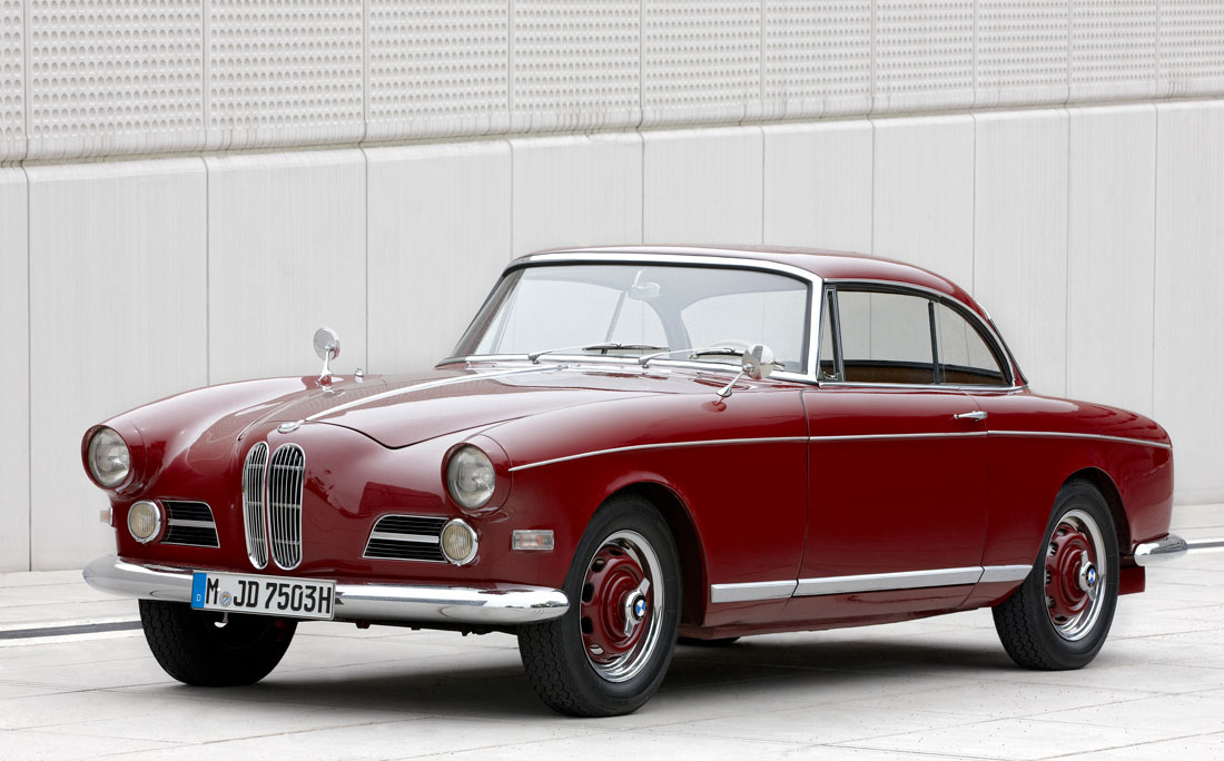 Bmw 503 Sport Coupe 1959 Cartype