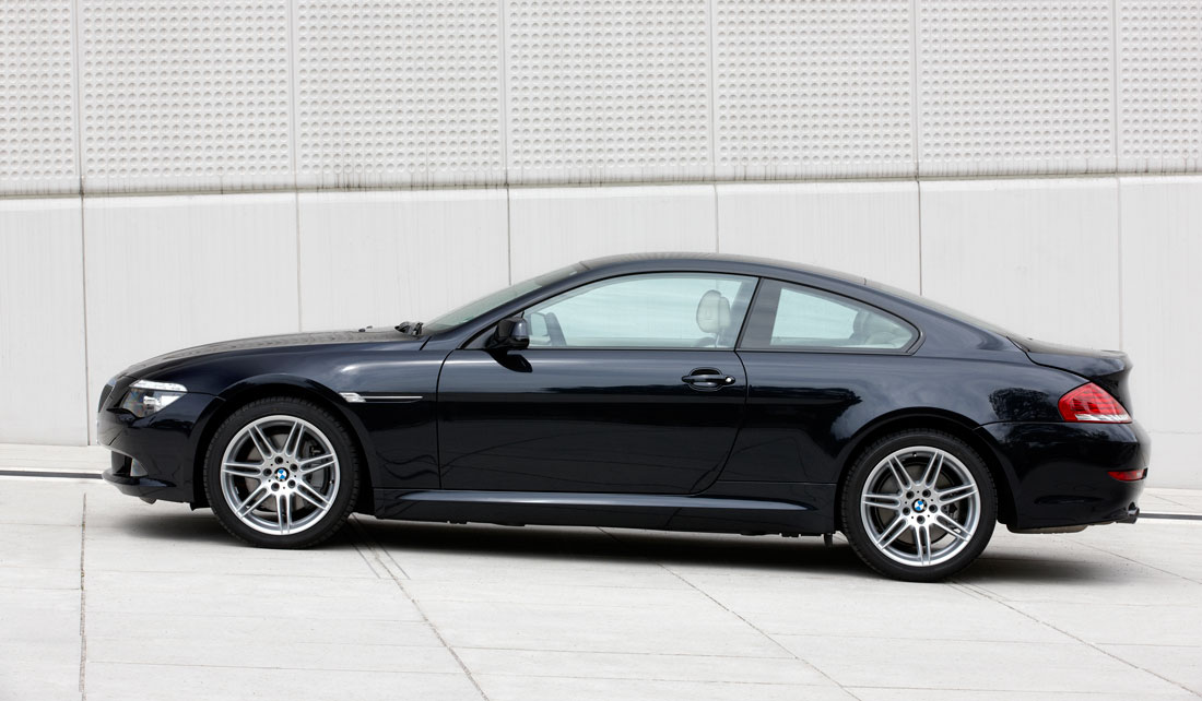 BMW 650i Coupe : 2007 | Cartype