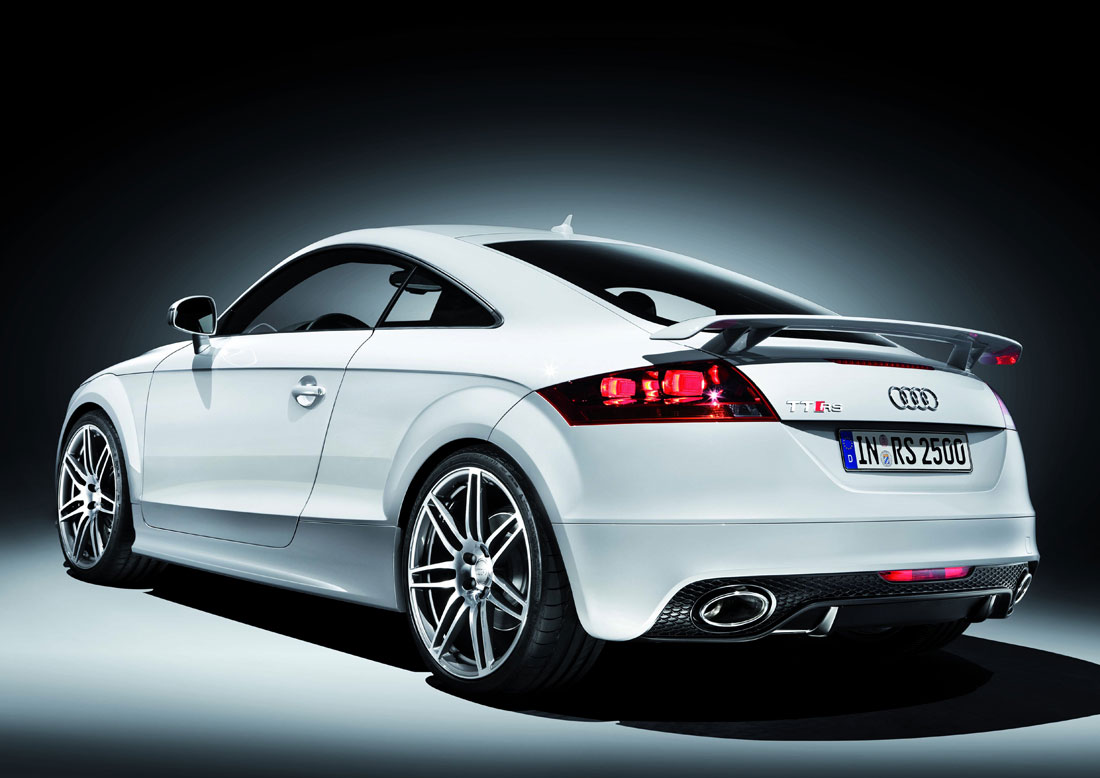 Audi Tt Rs Coupe   2012