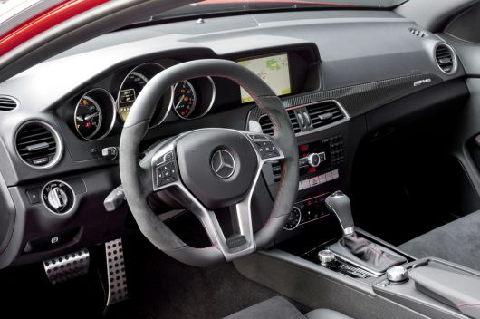 mercedes benz c63 amg coupe black series in 12 01
