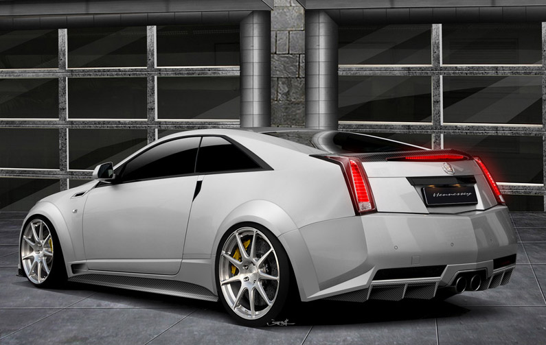 Hennessey Twin Turbo V1000 Cts V Coupe 2012 Cartype