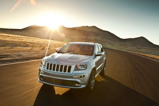 jeep grand cherokee srt8 12 03