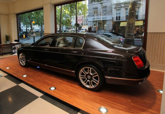 bentley continental flying spur cfs 1 12