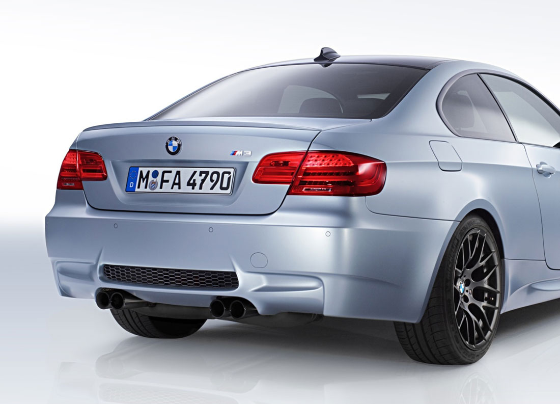Bmw M3 Competition Frozen Silver Edition 2012 Cartype