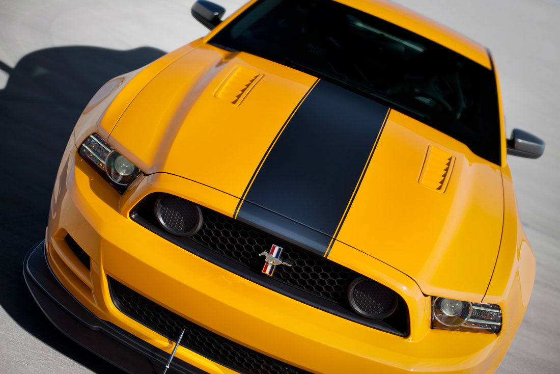 Ford Mustang Build >> Ford Mustang Boss 302 : 2013 | Cartype