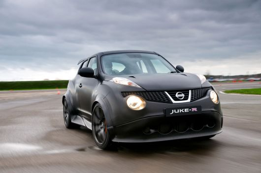 nissan juke r 1 12 2012 Nissan Juke has a design for all capricious of the SUV fans!