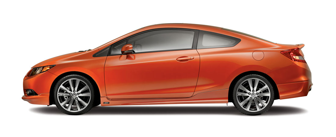 Honda Civic Si Coupe Hfp 2012 Cartype