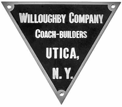 willoughby badge