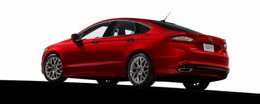 ford fusion 13 07